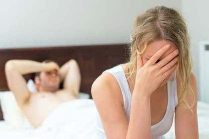 夫が中でいけないのは妻に原因があるの?
