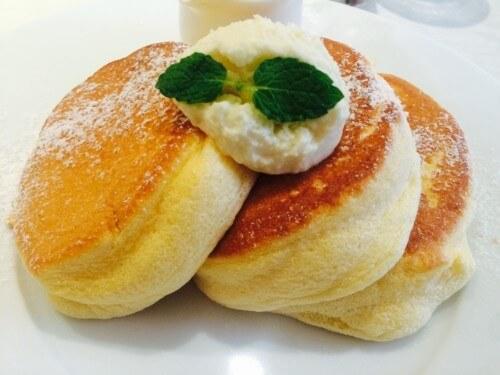 妊活プロテイン×パンケーキ